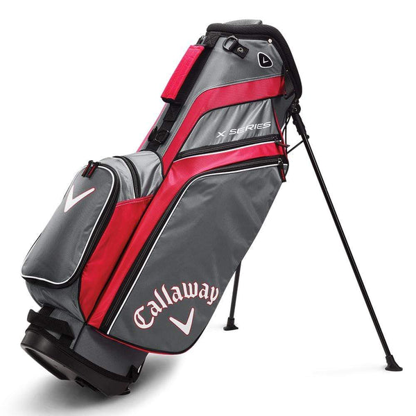 Callaway Golf sac trepied X-Series Red Titanium White Sacs trépied Callaway Golf