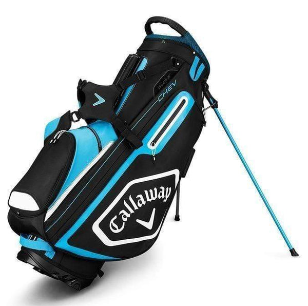 Callaway sac de golf Chev stand bag Black/Blue/White Stand Bag 2019 Sacs trépied Callaway Golf