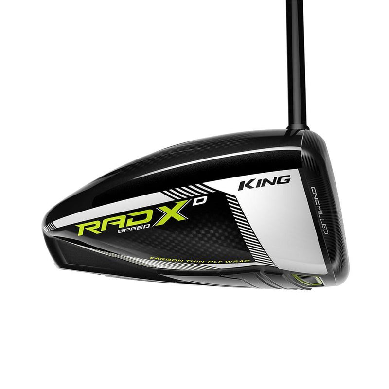 Cobra Driver RAD SPEED X Draw Drivers homme Cobra Golf