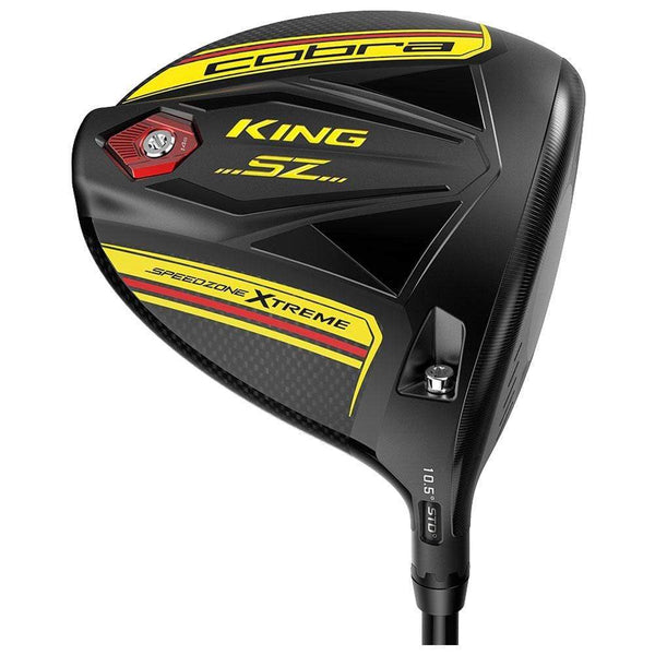 Cobra Driver SpeedZone Xtreme shaft Mitsubishi Tensei blue AV series Drivers homme Cobra Golf