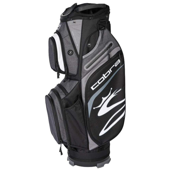 Cobra Golf sac chariot Ultralight Cart Bag black Sacs chariot Cobra Golf
