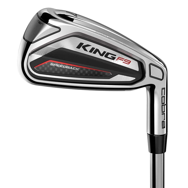 Cobra Série De Fers King F9 Shaft KBS Tour 90 Séries homme Cobra Golf