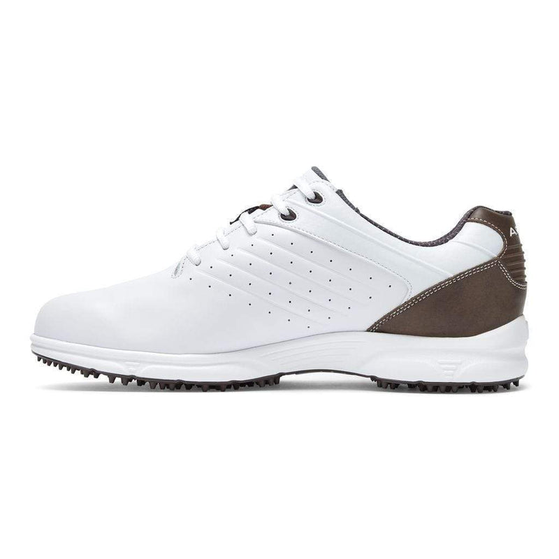 footjoy ARC SL white brown Chaussures homme FootJoy