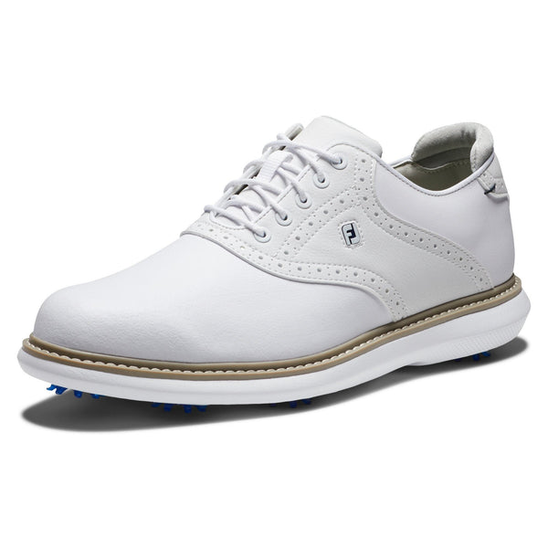 Footjoy Chaussure Homme Tradition Blanche Chaussures homme FootJoy