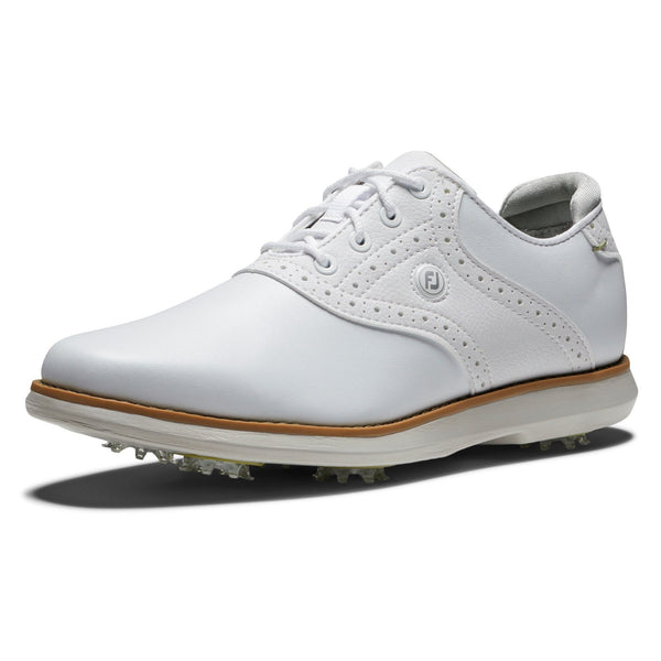 Footjoy Chaussure Tradition Lady Blanche Chaussures femme FootJoy