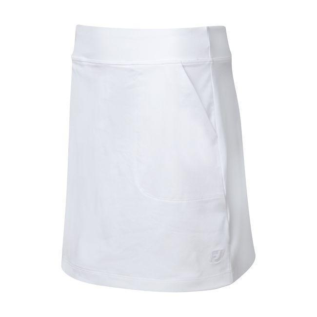 footjoy jupe short femme performance blanche Jupes FootJoy