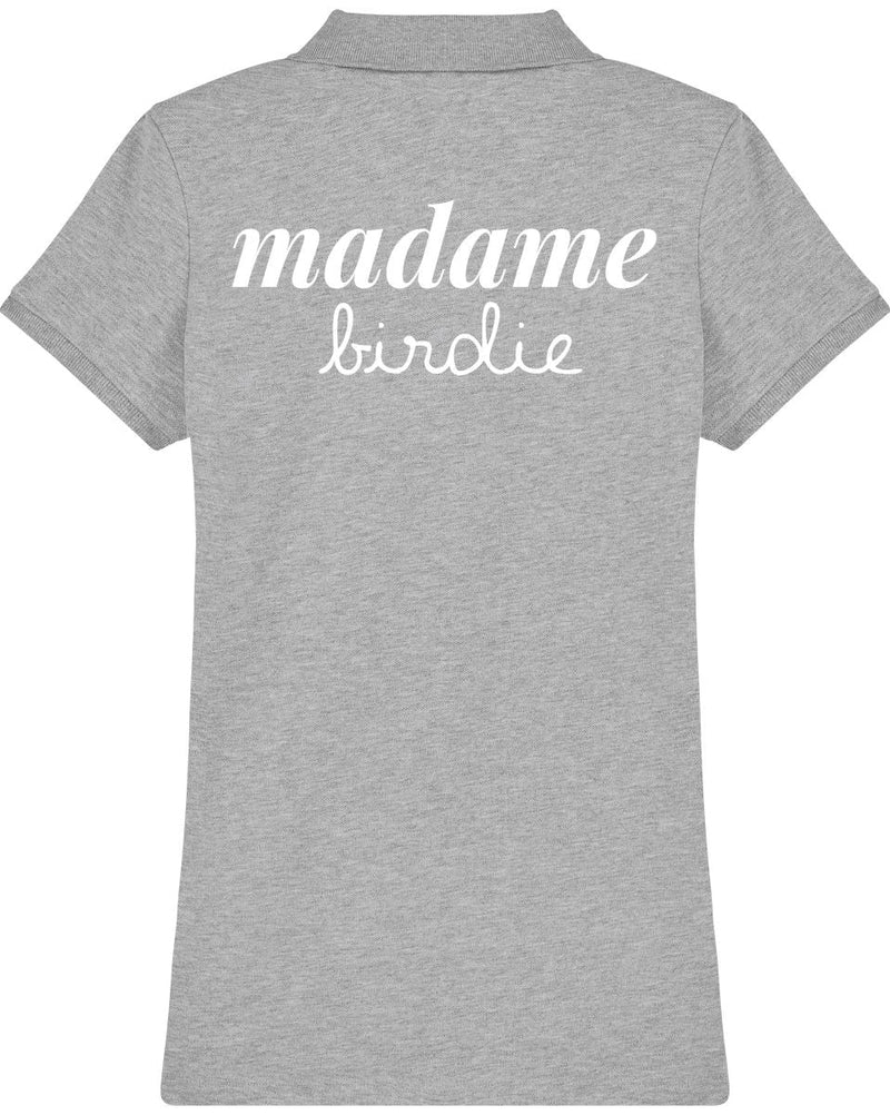 Madame Birdie Polo femme After Green Tunetoo