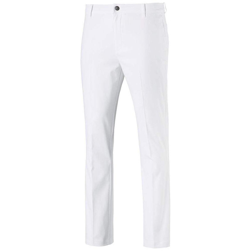 PUMA TAILORED JACKPOT PANT BRIGHT WHITE Pantalons homme puma
