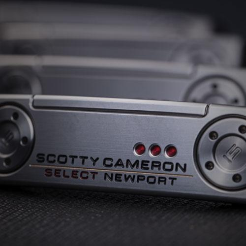 Scotty Cameron Putter Select Newport Putters homme Scotty Cameron