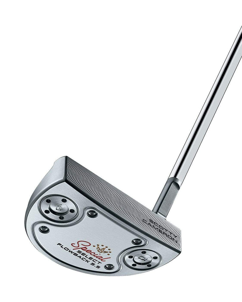 Scotty Cameron Putter Special Select Flowback 5.5 2020 Putters homme Scotty Cameron
