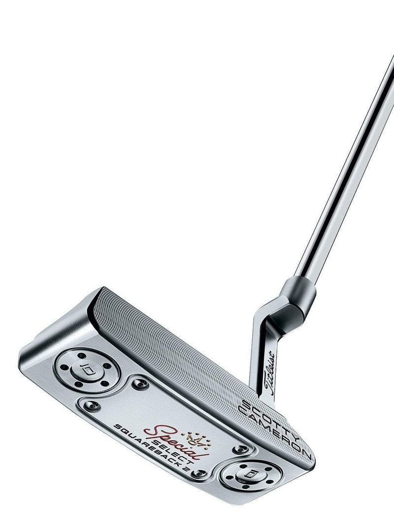 Scotty Cameron Putter Special Select Squareback 2 2020 Putters homme Scotty Cameron