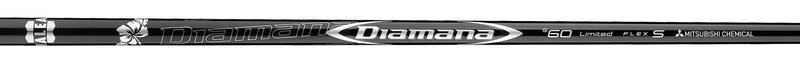 Shaft Diamana Custom GolfCenter.fr
