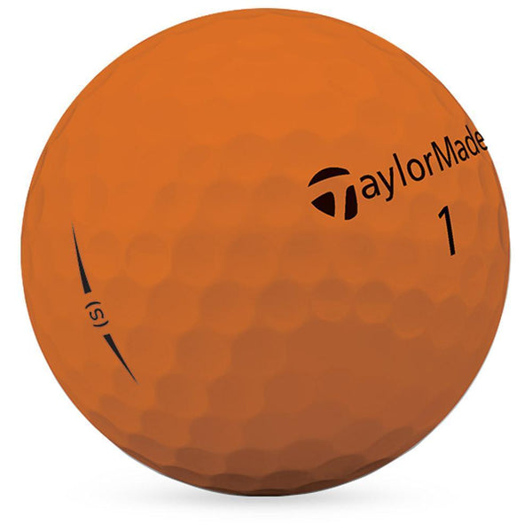 TaylorMade Balles Project (S) orange (boite de 12) Balles TaylorMade