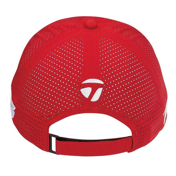 TaylorMade Casquette SIM Tour Litetech Rouge Casquettes TaylorMade