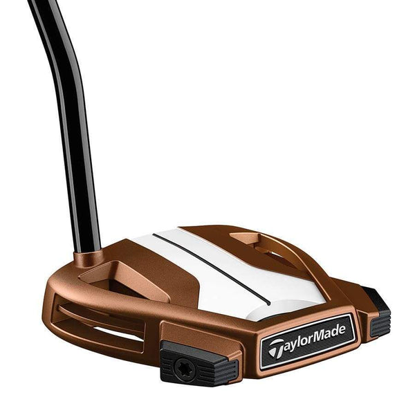 TaylorMade Putter spider X Copper single bend Putters homme TaylorMade