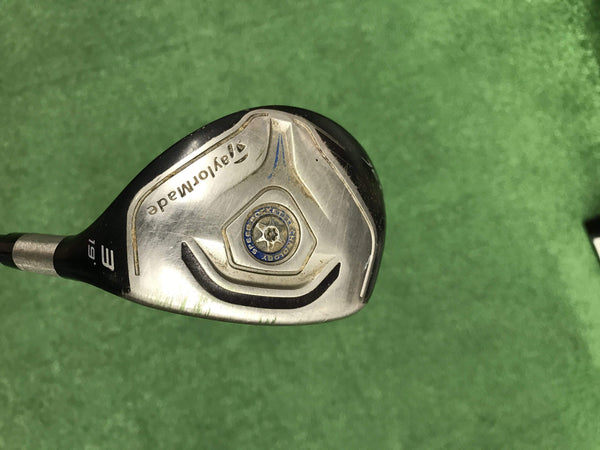 TAYLORMADE RESCUE JETSPEED OCCASION 19° REGULAR Hybrides homme TaylorMade