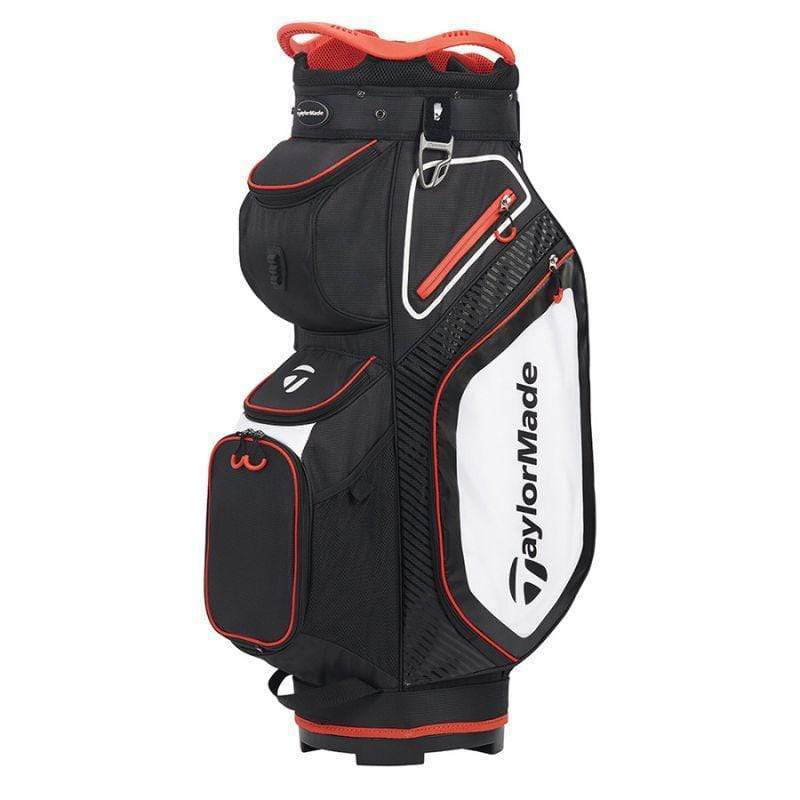TaylorMade Sac Chariot Pro 8.0 Noir Blanc Rouge Sacs chariot TaylorMade