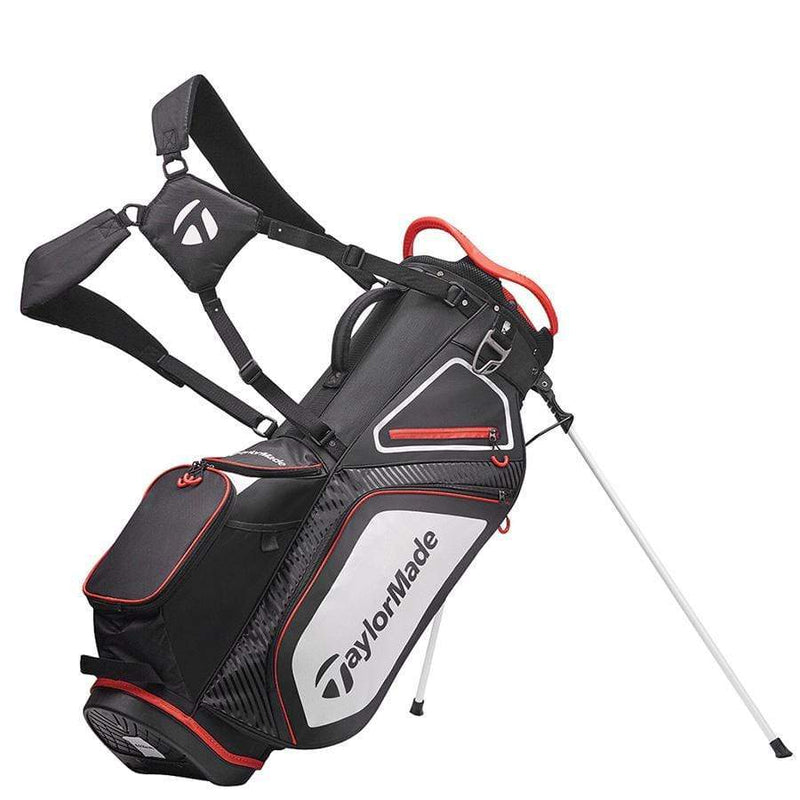 Taylormade Sac Trépied Pro Stand 8.0 Black White red Sacs trépied TaylorMade