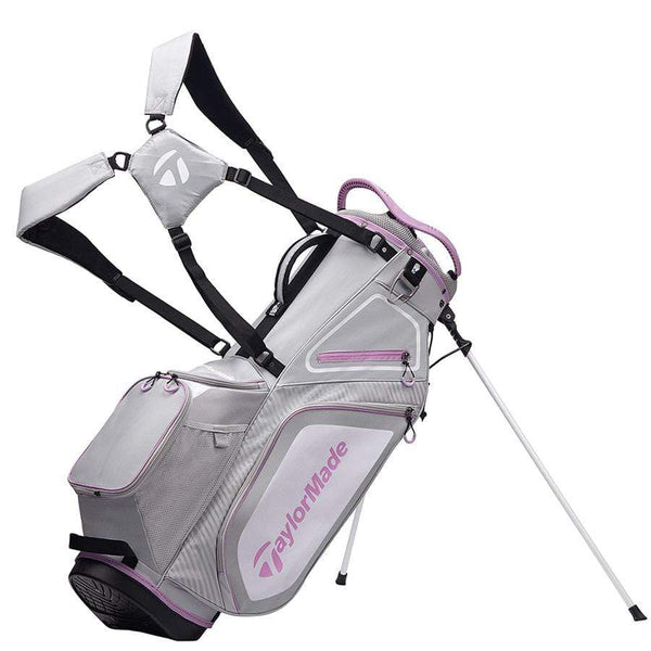 Taylormade Sac trépied Pro Stand 8.0 Grey Purple Sacs trépied TaylorMade