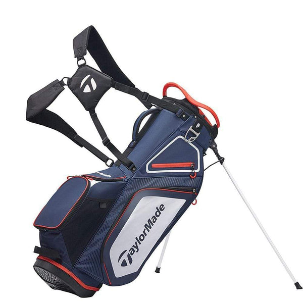 Taylormade Sac trépied Pro Stand 8.0 Navy White red Sacs trépied TaylorMade