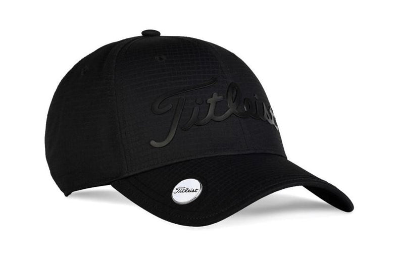 titleist Casquette Performance Ball Marker Black Black Casquettes Titleist