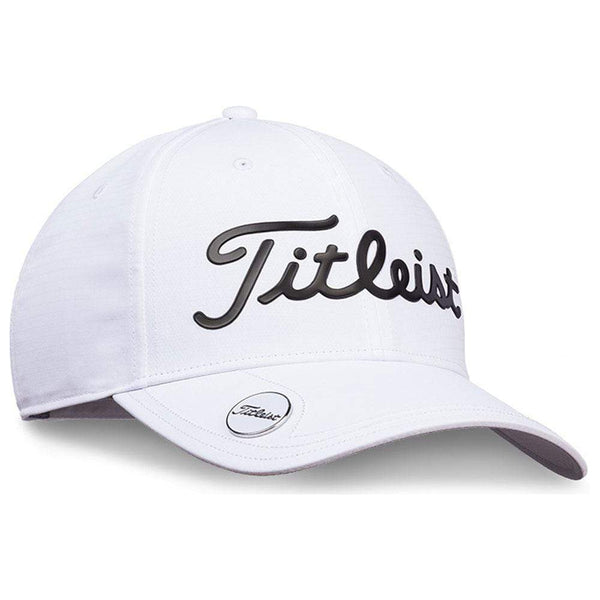 titleist Casquette Performance Ball Marker White Black Casquettes Titleist