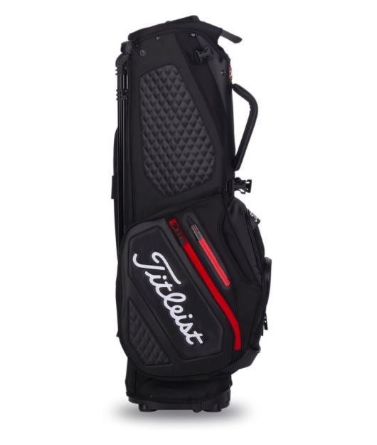 Titleist Jet Black Premium Stand Bag Sacs trépied Titleist