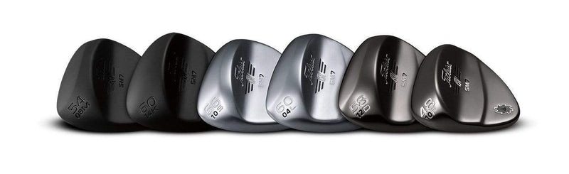Titleist wedge SM7 Jet Black L Grind Ancien produit Titleist