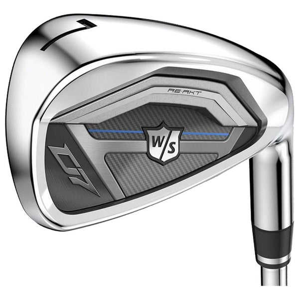 WILSON STAFF Serie de Fer D7 Shaft Graphite RECOIL Séries homme Wilson