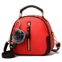 Small Saddle Handbag - Lovely Mary Bags Store