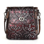 Vittoria Vintage Leather Messenger Bags - Lovely Mary Bags Store