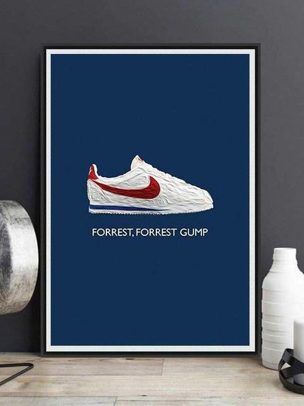 FORREST GUMP, MOVIE POSTER ART