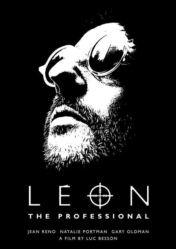 Leon Movie Poster Buy Quality Film Prints Posters Online