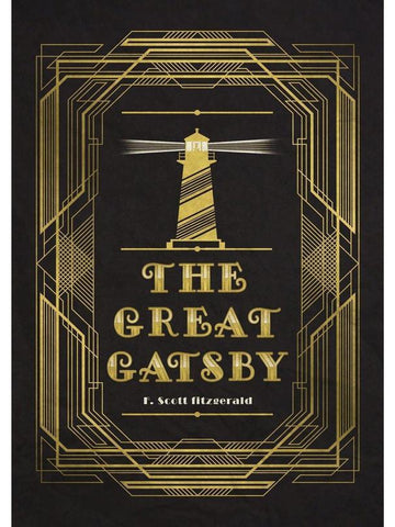 The great gatsby book cover art