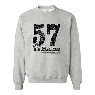 Large 57 Crewneck Sweatshirt - 7 Colors