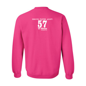 I Heart Mutts Crewneck Sweatshirt - 7 Colors