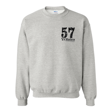 57 Left Chest Crewneck Sweatshirt - 6 Colors