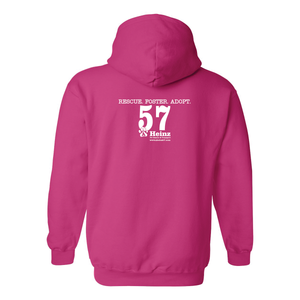 I Heart Mutts - Unisex Hoodie - 8 Colors