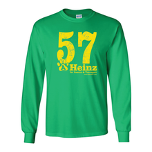 57 Full Front Long Sleeve T - 6 Colors