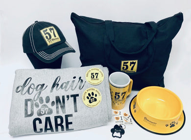 Furry Fall Swag Kit with Bowl - Over $100 Value