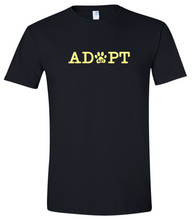 CLOSEOUT ADOPT T-shirt Small - 2XLarge