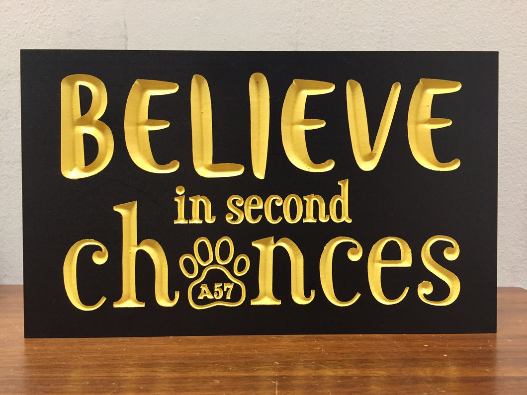 Believe In Second Chances 6