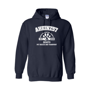 Arched Design Unisex Hoodie - 2 Colors
