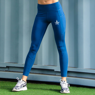 Mesh Performance Leggings