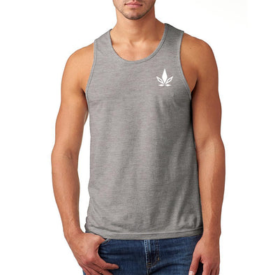 Classic Mens Tank-S-Heather-Stigma-Cannabis Clothing Apparel