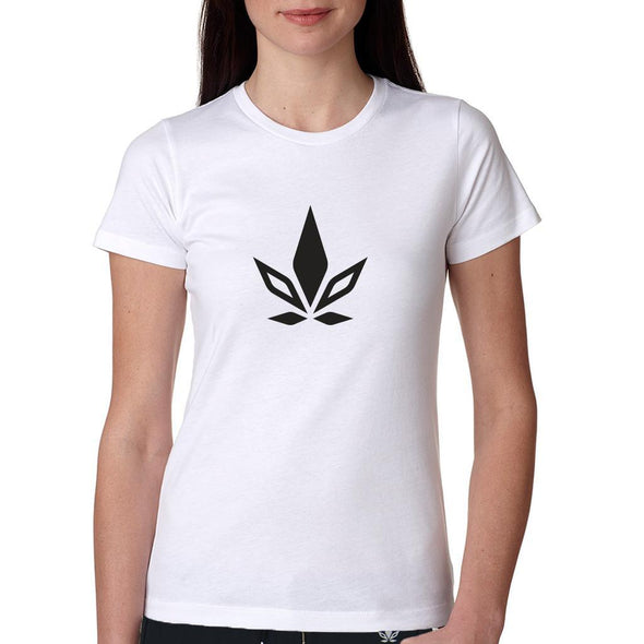 Stigma Boyfriend Tee-Shirt-XS-White-Stigma-Cannabis Clothing Apparel
