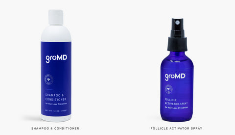 gromd regrowth shampoo