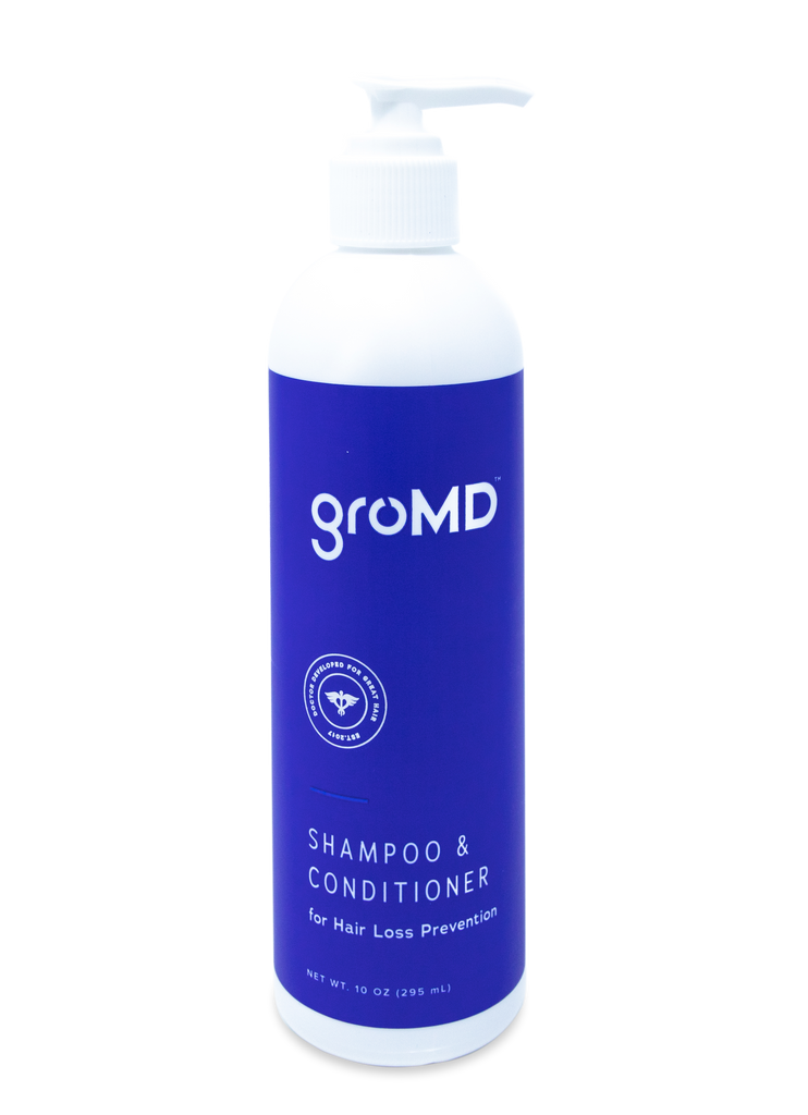 Hair Growth Shampoo & Conditioner