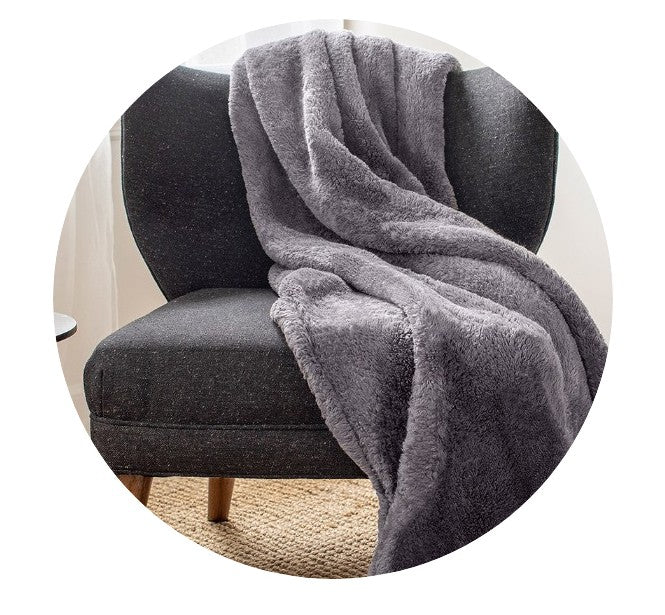 Home | Plush and Fleece Blankets and Throws | Berkshire