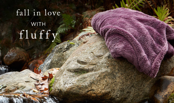 Fall in Love with Fluffy!